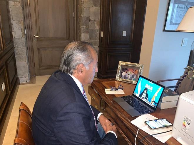 Rodríguez Saá propone la creación del