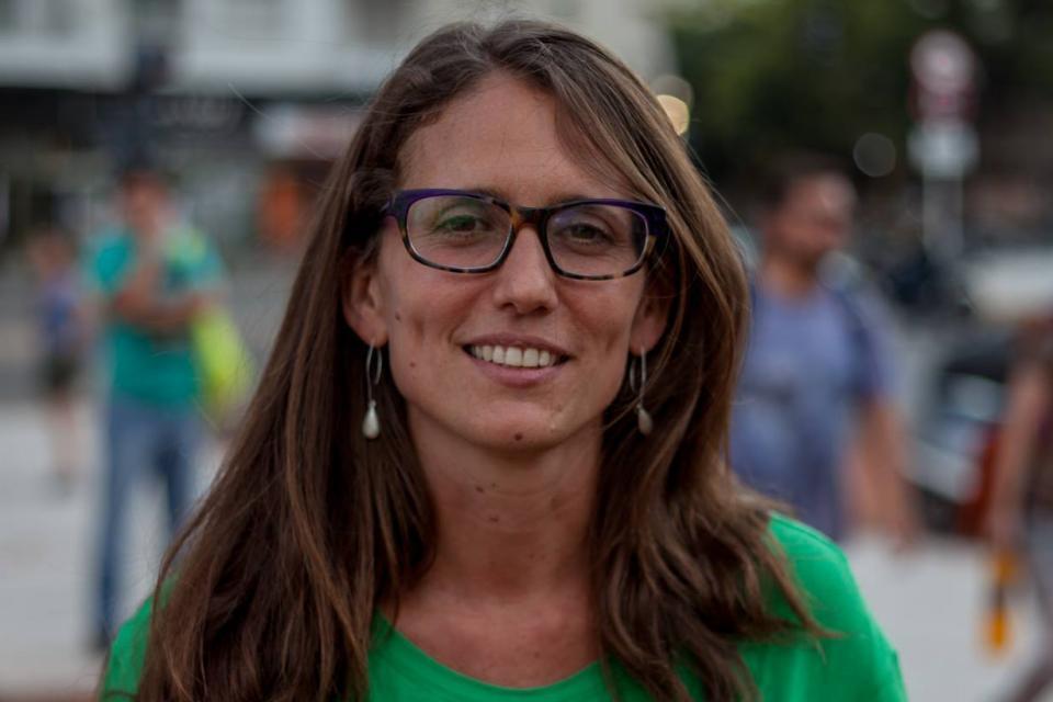 La ministra Elizabeth Gómez Alcorta habló de una co-responsabilidad para desterrar las desigualdades de género en el trabajo
