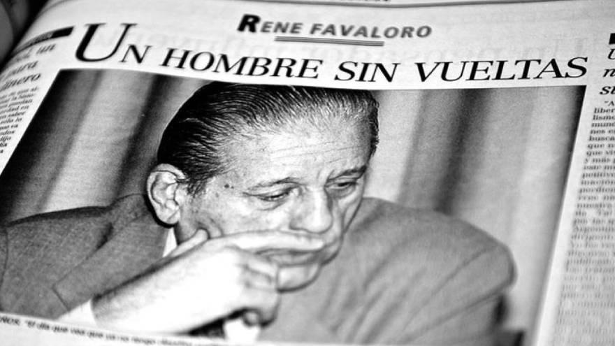 René Favaloro fue uno de los cardiocirujanos más prestigiosos del país