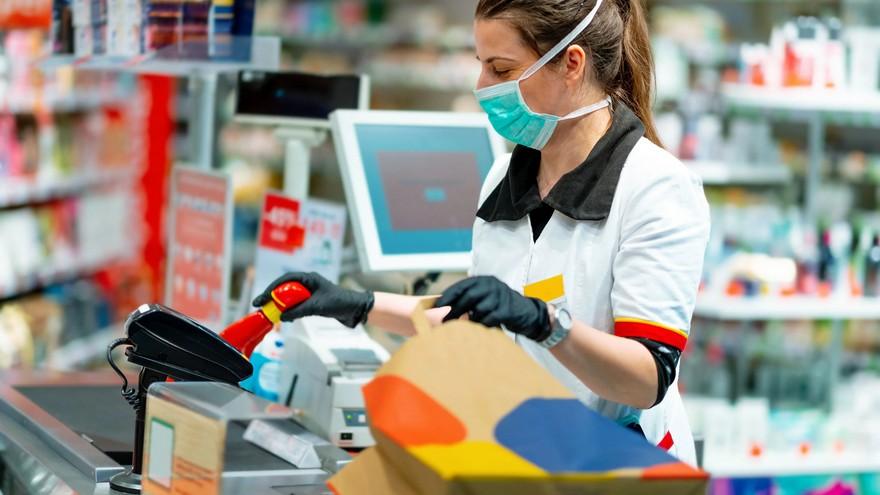 Muchos de los empleados de comercio son trabajadores considerados