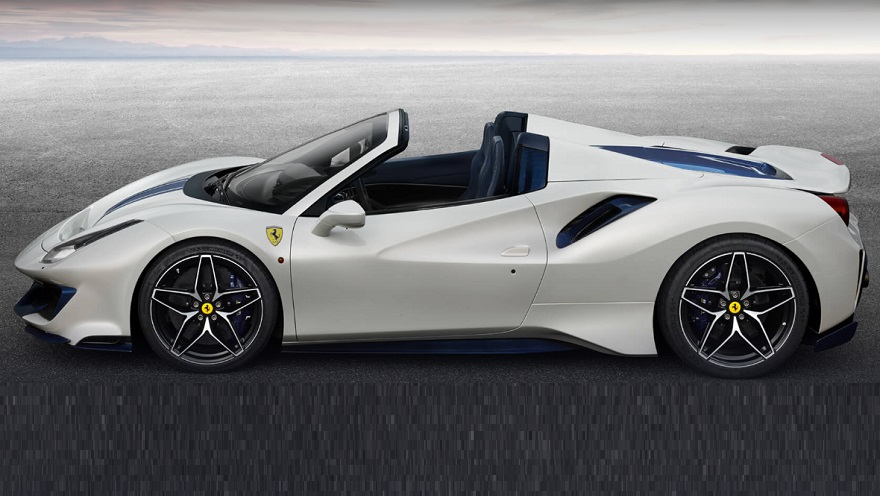 Ferrari, entre las marcas de autos líderes del mundo.