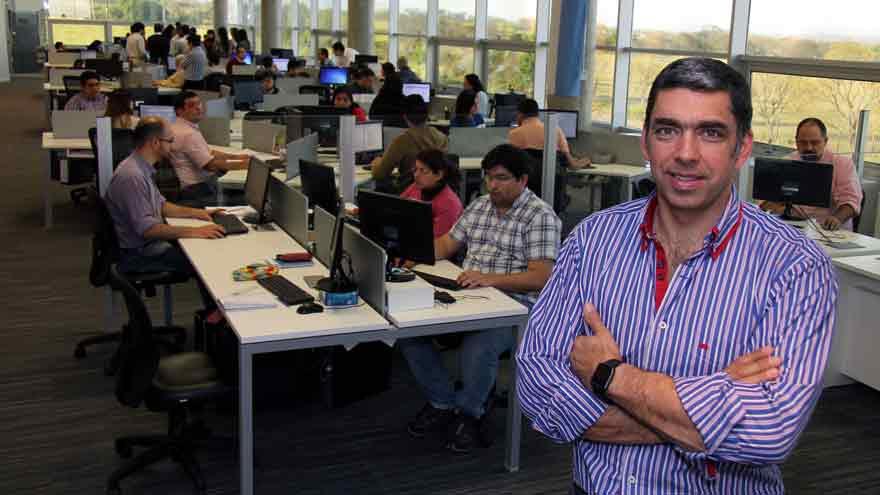 Ricardo Javier Neme, vicepresidente de Censys.