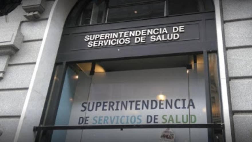 La Superintendencia de Servicios de Salud es la encargada de administrar el apoyo en cuestión