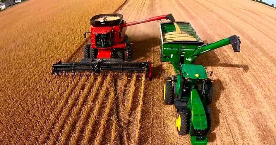 La actividad del agro está traccionando a otros sectores, como la industria de máquinas agrícolas.