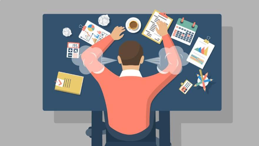El síndrome de Burnout puede afectar la salud física y mental
