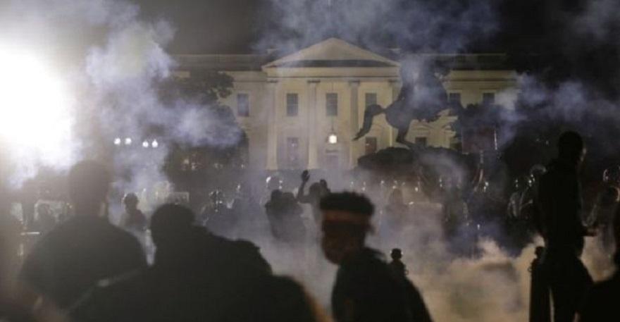 Siguen las protestas en EE.UU.
