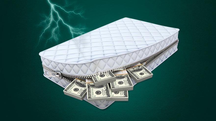 Los ahorristas retiraron casi u$s5.000 millones de los bancos en lo que va del año