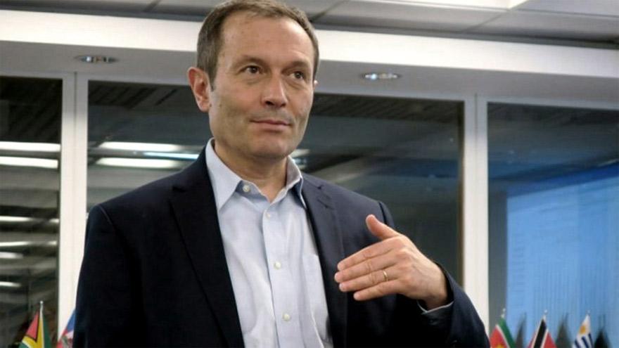 Gustavo Beliz, el candidato argentino a la presidencia del BID