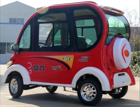 El auto de Alibaba no enamora a primera vista, pero cuesta menos que un teléfono.