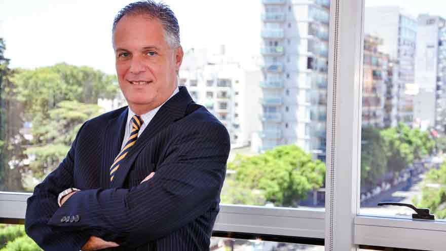 Pablo Porto, vicepresidente y gerente general de Pointer Argentina.
