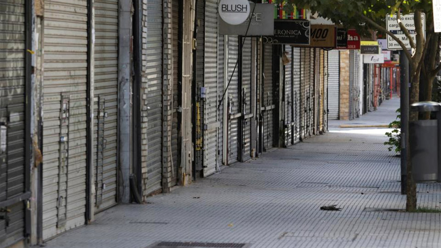 Preocupación de los comerciantes por  no poder abrir sus locales