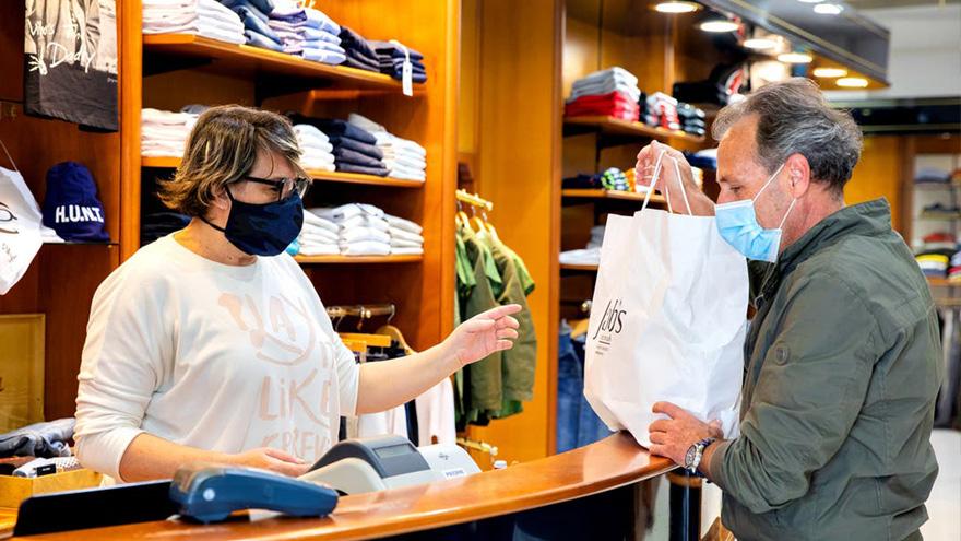 Por la cuarentena, se nota una caída en la actividad por el descenso del consumo