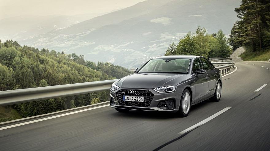 Audi A4, solo se puede comprar a dólar oficial.