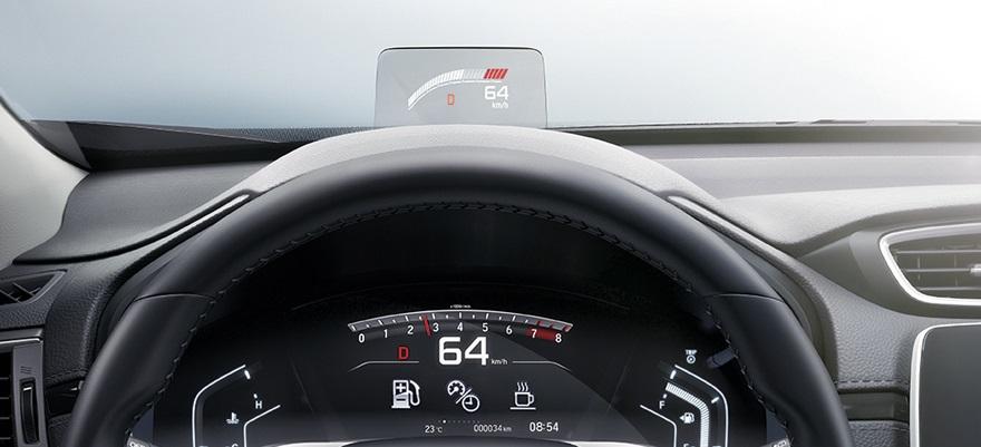 Honda CR-V, con más tecnología.