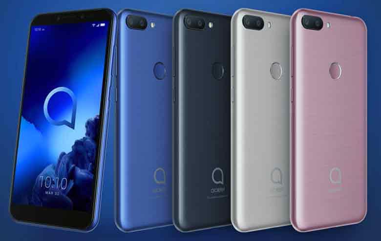 Alcatel ensambla sus celulares en Tierra del Fuego.
