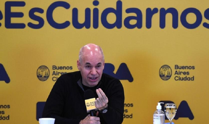 Rodríguez Larreta, el segundo dirigente mejor valorado de la Argentina