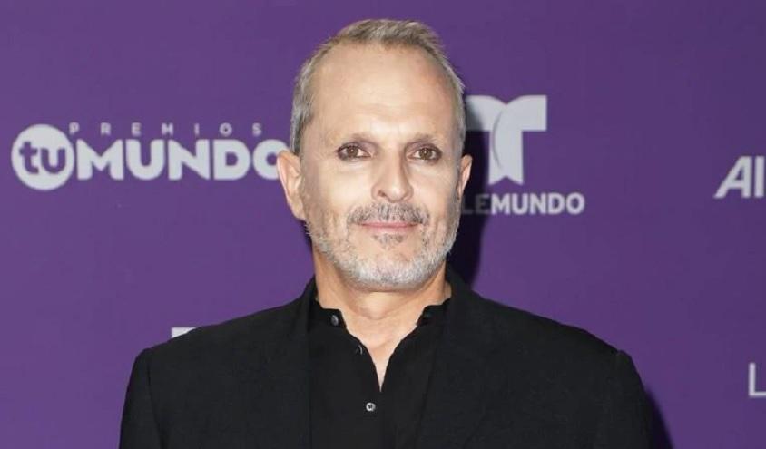 El cantante español Miguel Bosé atacó este martes a la tecnología 5G.