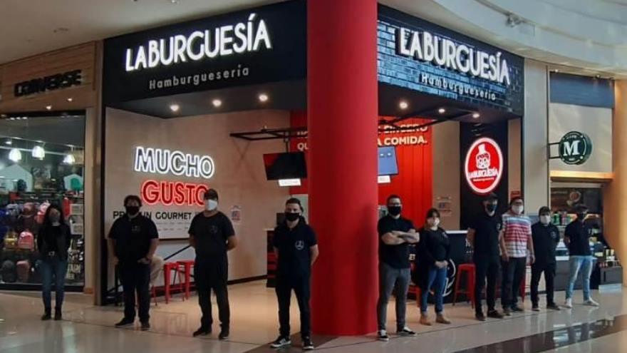 La Burguesía, una hamburguesería gourmet, abrió dos locales en la provincia de San Juan