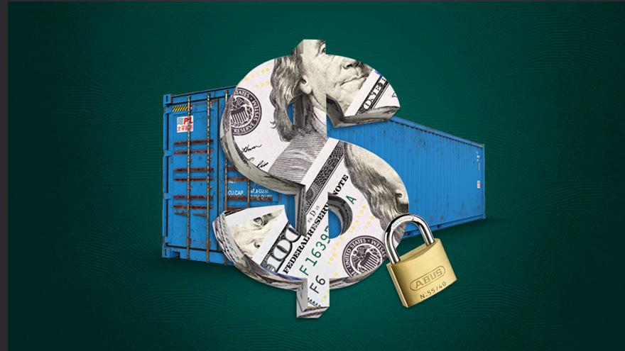 El dólar, clave para las empresas que importan insumos.