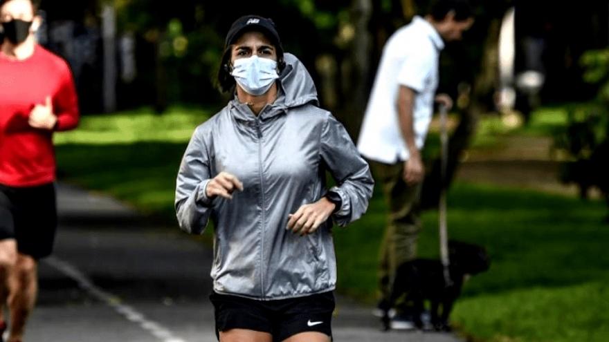 Los runners podrán volver a salir a partir del 18 de julio