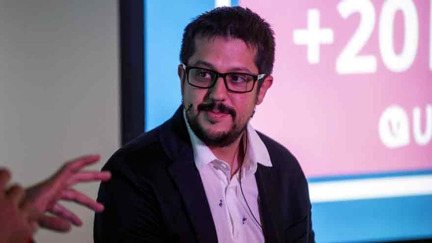 Joaquín Di Mario, CEO de Ualabee.