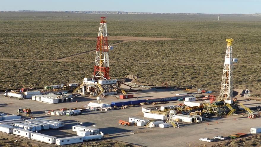 El Plan Gas prevé impulsar fuertemente la producción del fluido.