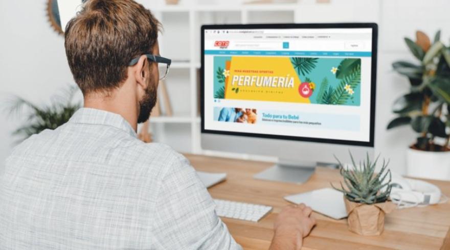 El comercio electrónico vive un boom de ventas por la pandemia.