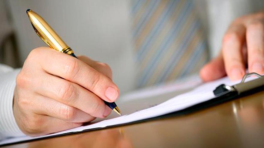 Los acuerdos para desempeñar esta modalidad deberán concretarse por escrito