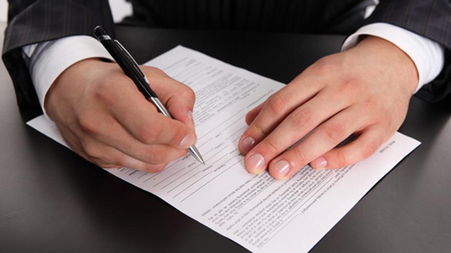 Los contratos