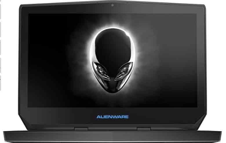 Alienware es famosa por la potencia de sus equipos.