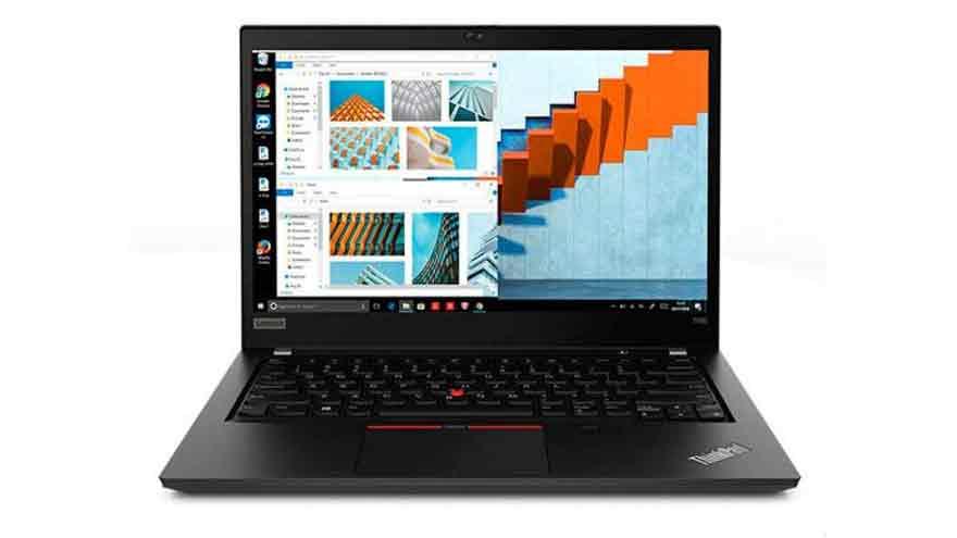 Esta ThinkPad de Lenovo es ideal para usuarios de negocios.