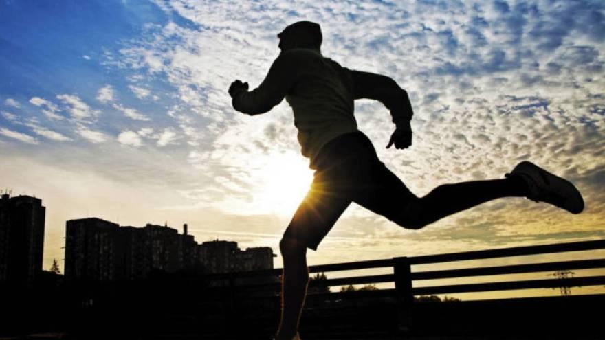 Las salidas para hacer actividad física se podrán hacer entre las 19 y las 9 horas