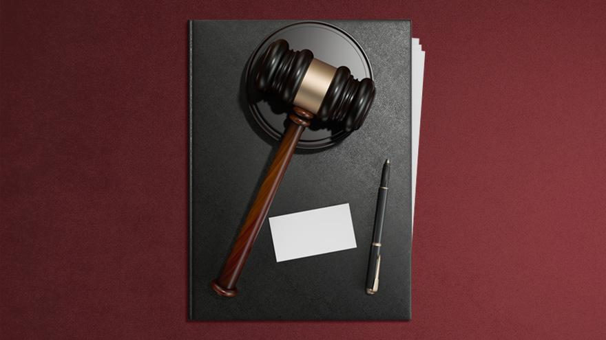 Morgado fue denunciado por uso de armas de fuego, pero el presentó una contradenuncia por estafa