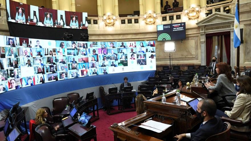 La semana pasada el Senado aprobó la nueva Ley