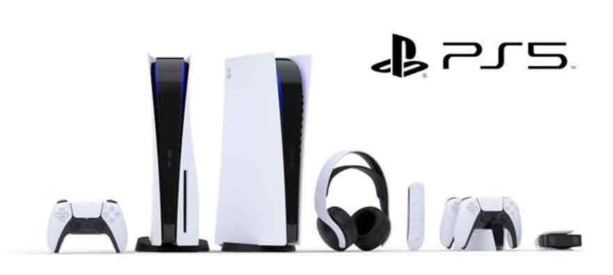 La PS5 vendrá en diferentes tamaños.