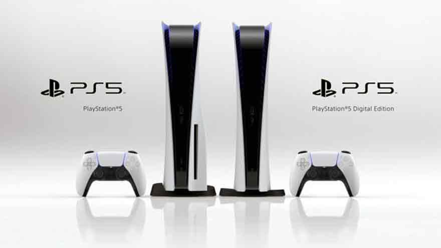 El lanzamiento de la nueva PlayStation también fue afectado por la pandemia.