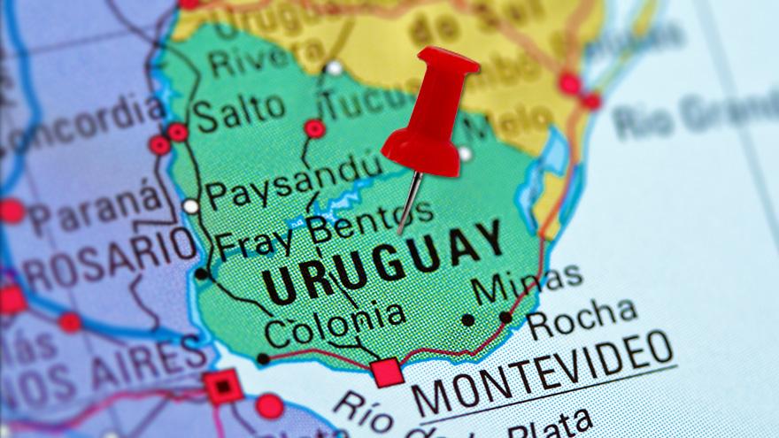 Uruguay es un destino considerado por muchas razones y crece en pandemia.