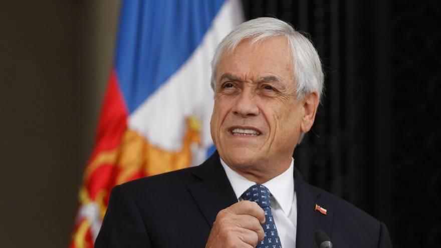 El presidente Piñera destituyó, en los últimos días, a su ministro de Salud