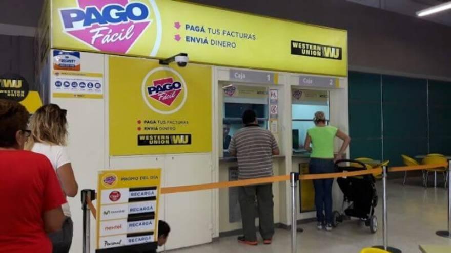 Los locales de Pago Fácil y Rapipago, entre otros, se encuentran abiertos