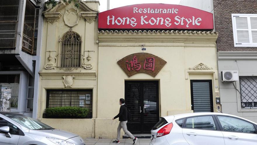 Reducto de la comida asiática, el Hong Kong Style era un espacio muy recomendado por los chefs.