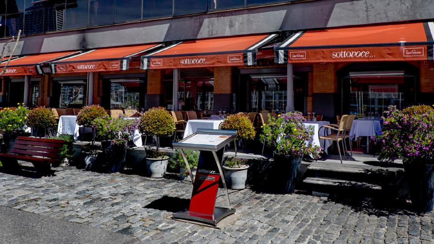 Durante 2020 el barrio sufrió el cierre de algunos de sus restaurantes más emblemáticos.