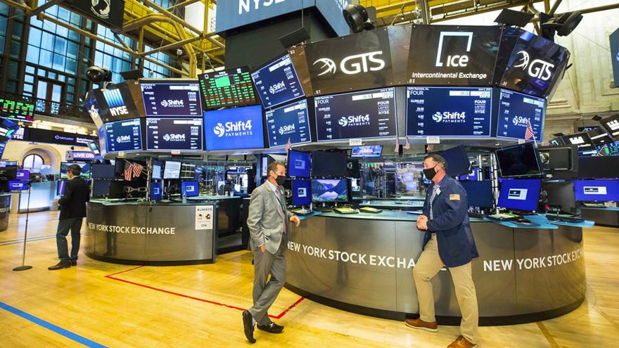 Caen las acciones argentinas que operan en Wall Street