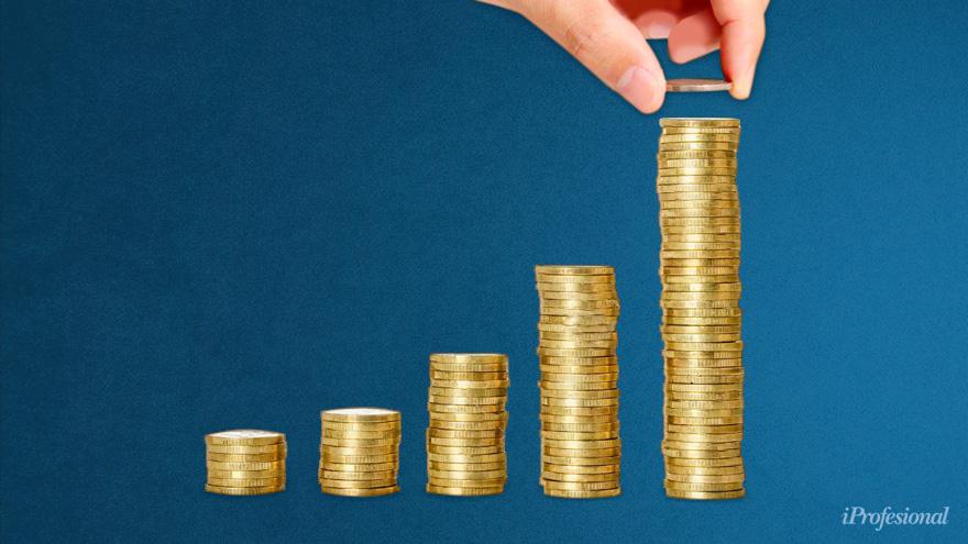 Los plazos fijos minoristas pagan desde este lunes una tasa mínima de 33%