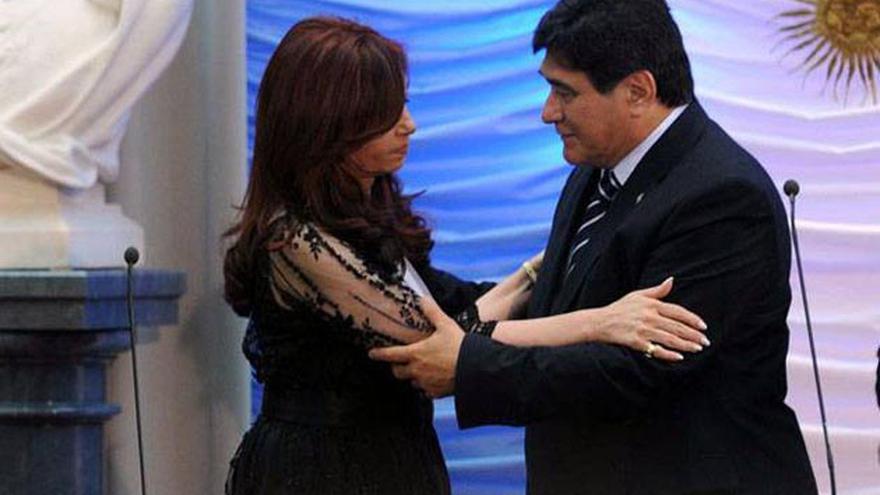 Carlos Zanini, un hombre cercano a Cristina Fernández de Kirchner