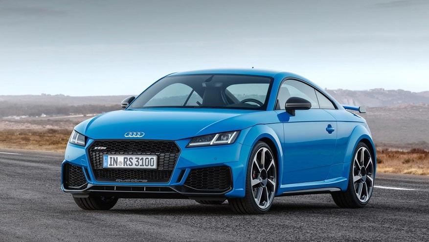 Audi, uno de los deportivos más veloces.