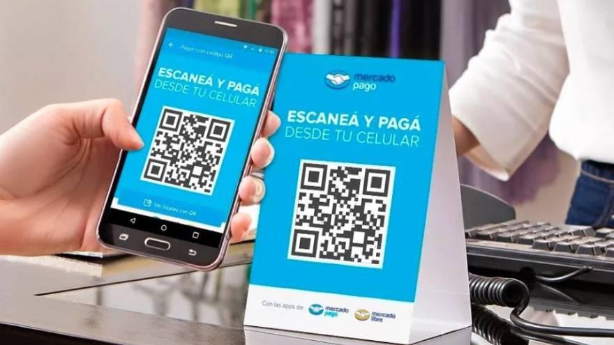 Con Mercado Pago también es posible cobrar las ventas con el código QR