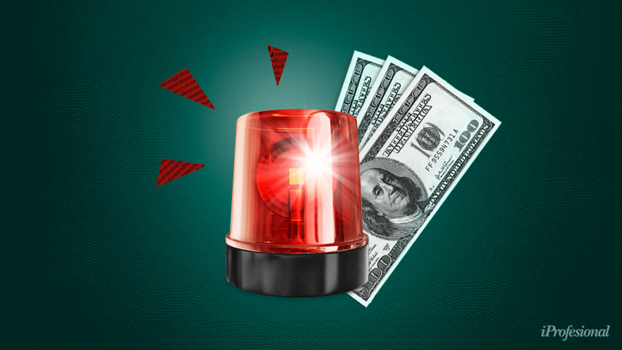 Rajnerman resaltó que, pese a la incertidumbre cambiaria, no hay peligro para los depósitos en dólares