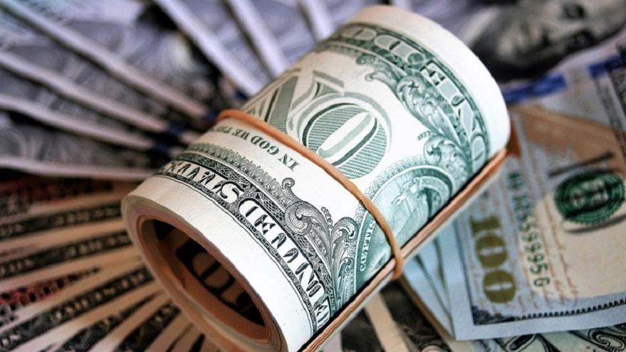 Uno de cada 100 billetes de dólares es falso.