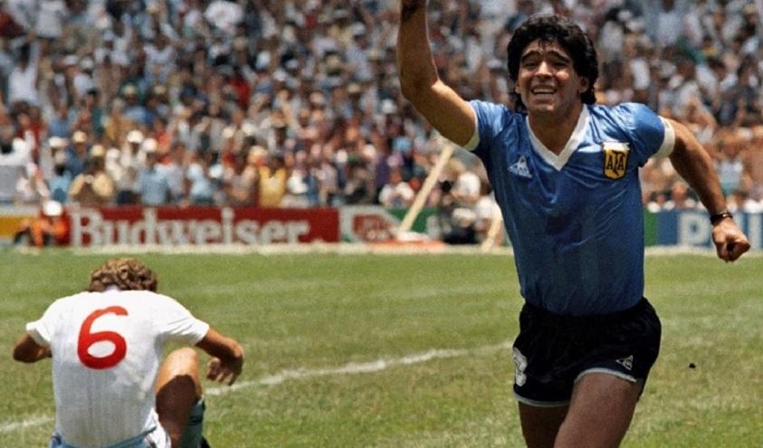 1986: Maradona impulsaba a la Argentina hacia un nuevo título mundial.