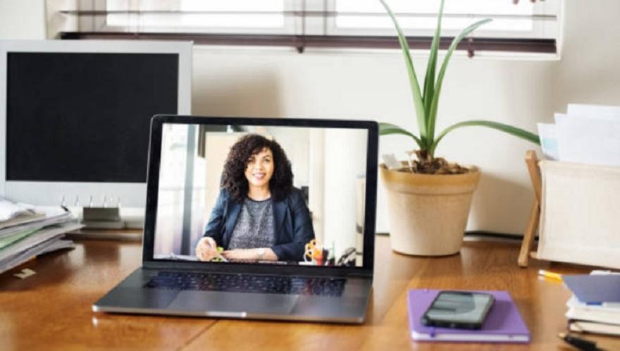 En plena pandemia, las entrevistas de trabajo se están realizando por videollamada